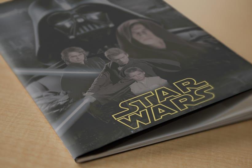 FASCÍCULO: Star wars 3