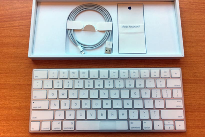 Magic Mouse 2 + Magic Keyboard 4