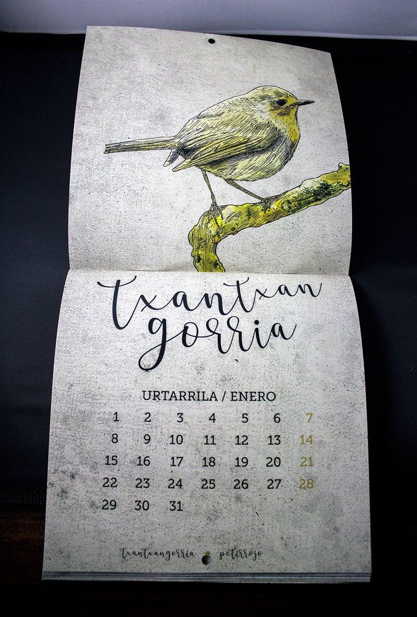 Calendario 2018 1