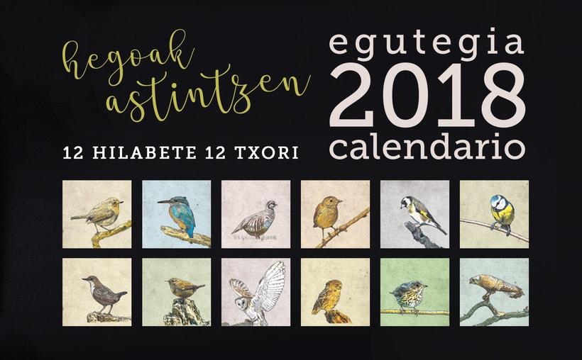 Calendario 2018 2