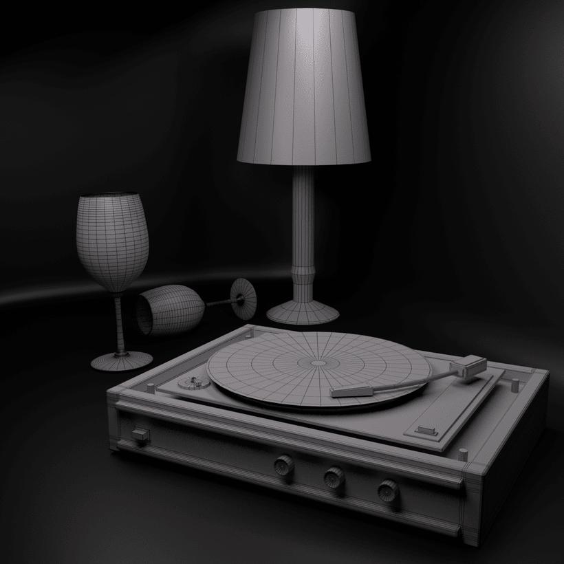 Laboratorio fotográfico 3D  0