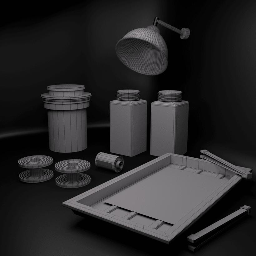 Laboratorio fotográfico 3D  1