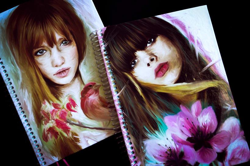 Cuadernos ilustrados 2