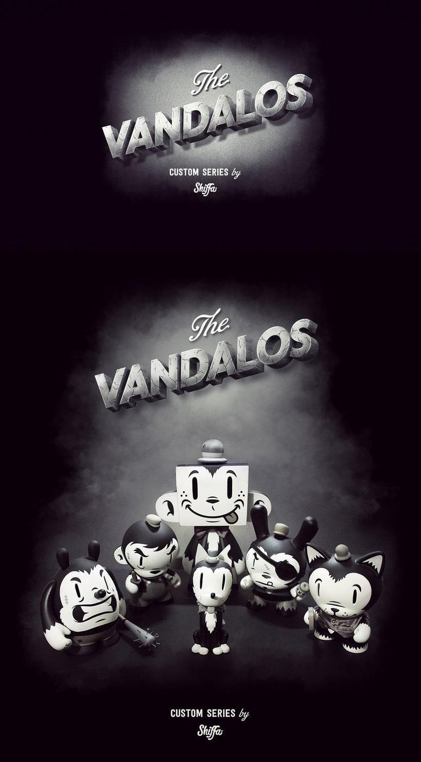 The Vandalos 0
