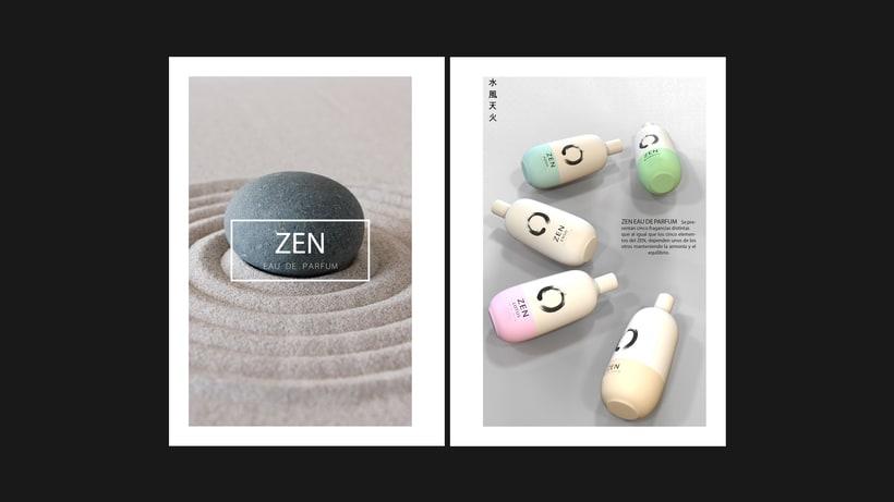 ZEN (diseño conceptual de producto ) 0