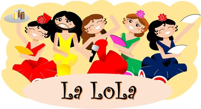 LaLola Badajoz 6