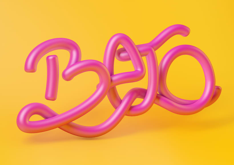 Lettering Name 2