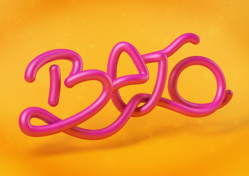 Lettering Name 3