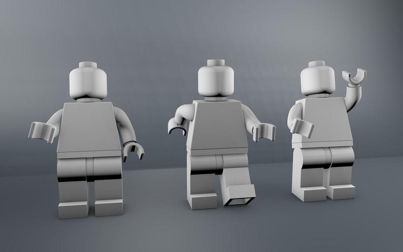 LEGO TROPHY 0