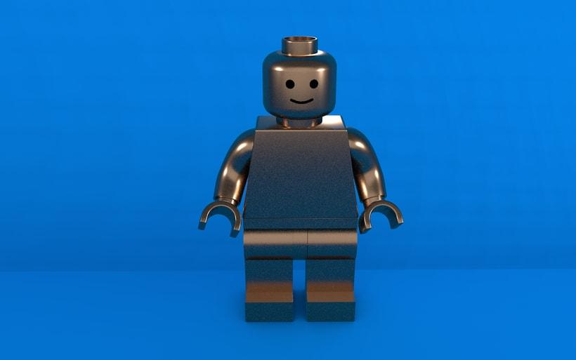 LEGO TROPHY 1