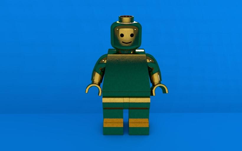 LEGO TROPHY 3