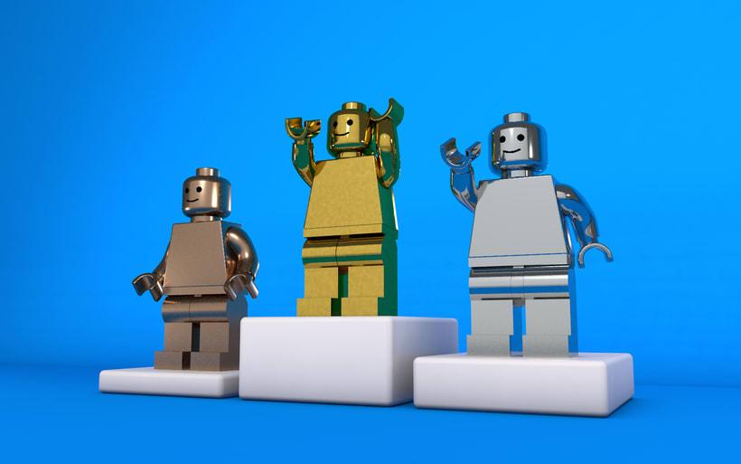 LEGO TROPHY 4