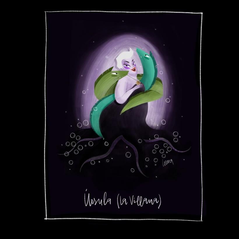 Úrsula (La Villana) - Ilustración 2