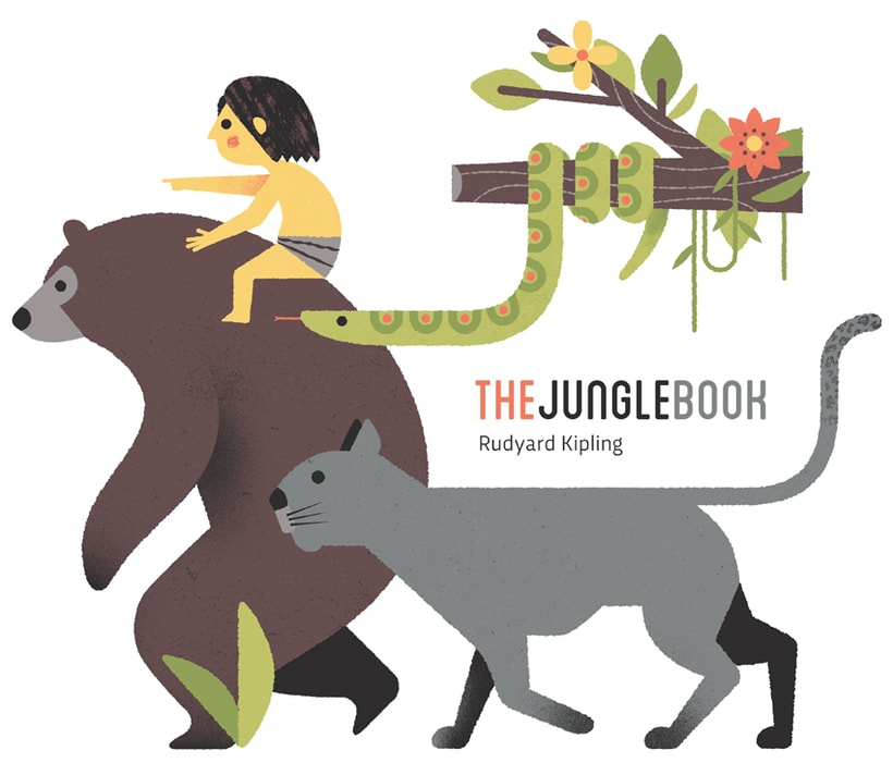 The jungle book -1