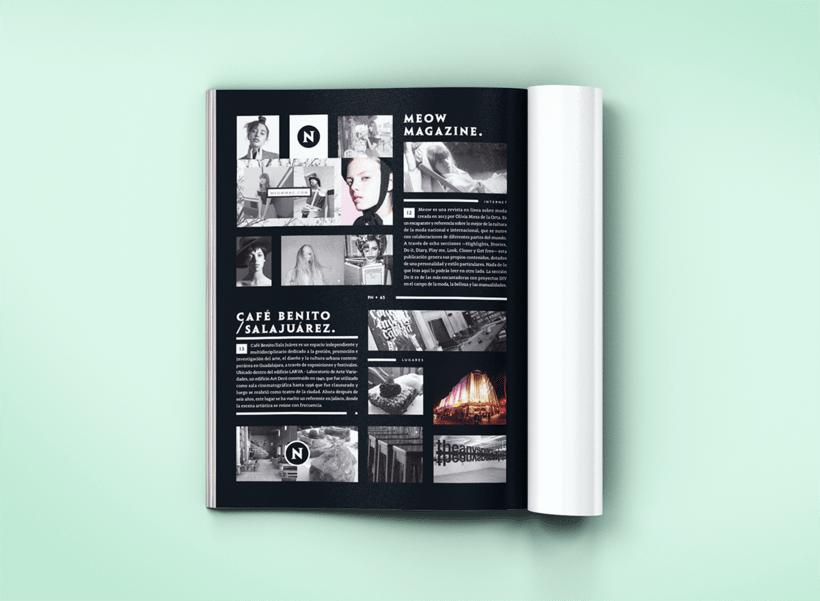 Revista Picnic # 65/ Diseño de páginas para sección Hecho en México 3