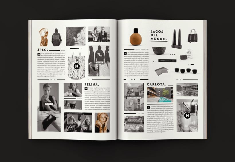 Revista Picnic # 65/ Diseño de páginas para sección Hecho en México 2