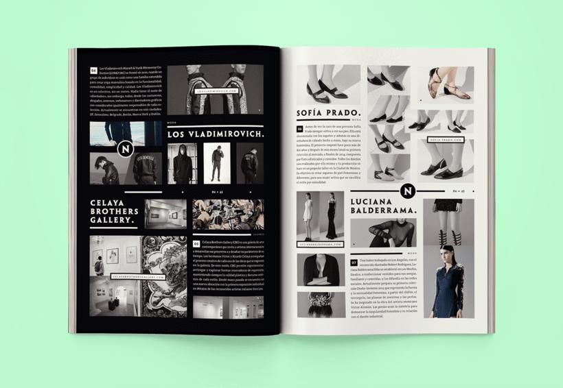 Revista Picnic # 65/ Diseño de páginas para sección Hecho en México 1
