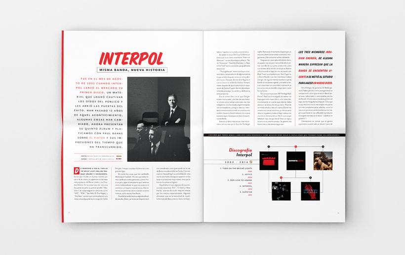 Art District Número 3. Dirección editorial y edición gráfica. Publicación impresa gratuita  1