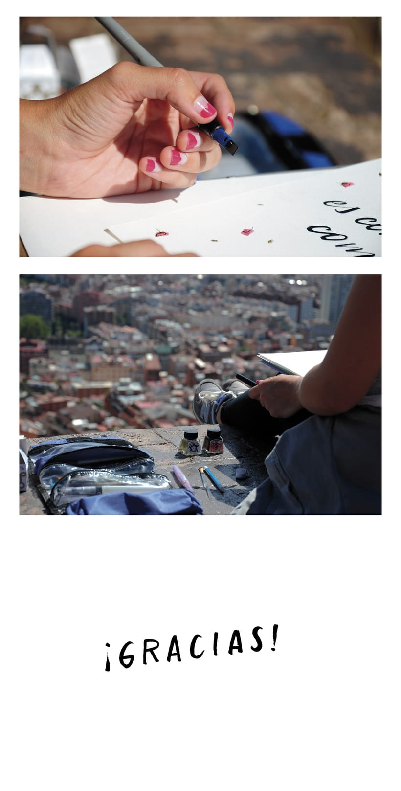 BARCELONA | REGALO Nº 2 Diseño gráfico Caligrafía Ilustración 1