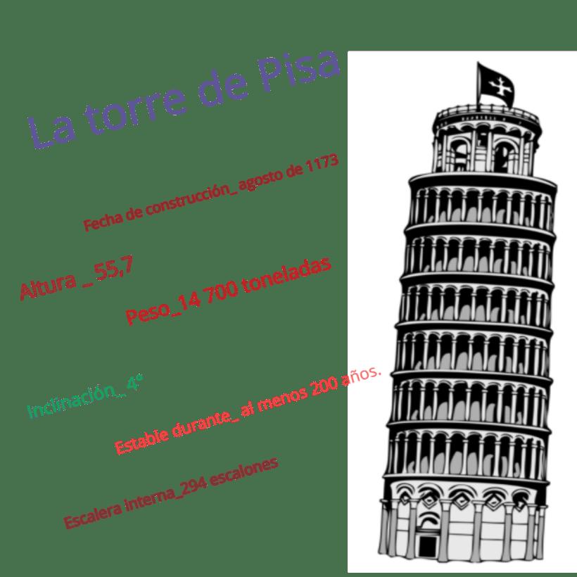 La torre de Pisa -1