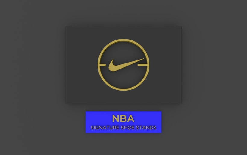 Nike NBA stands 0