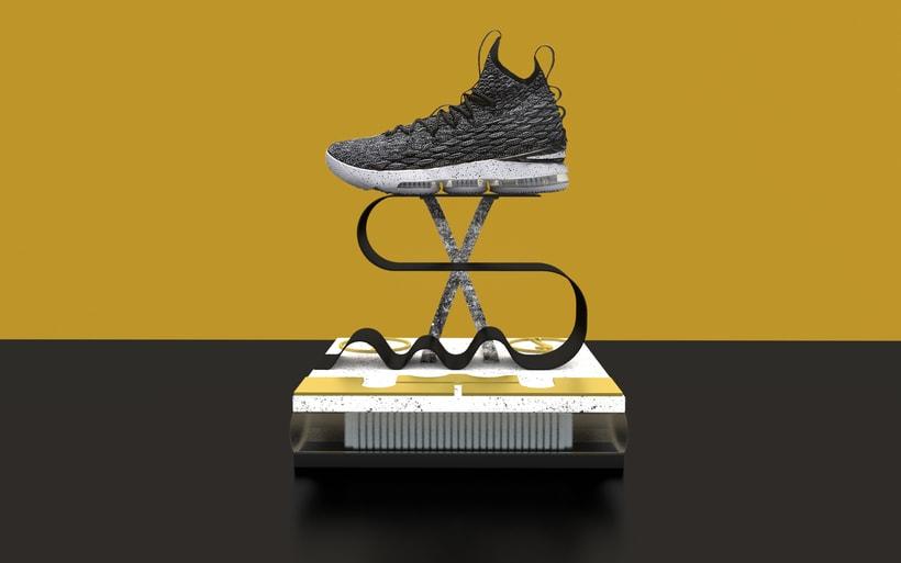 Nike NBA stands 2