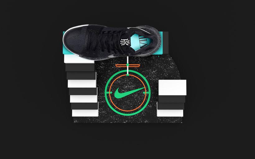 Nike NBA stands 8