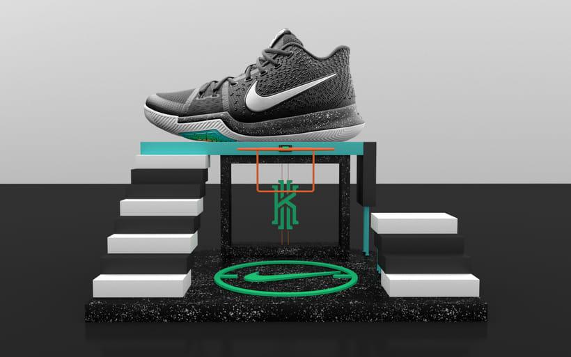 Nike NBA stands 6