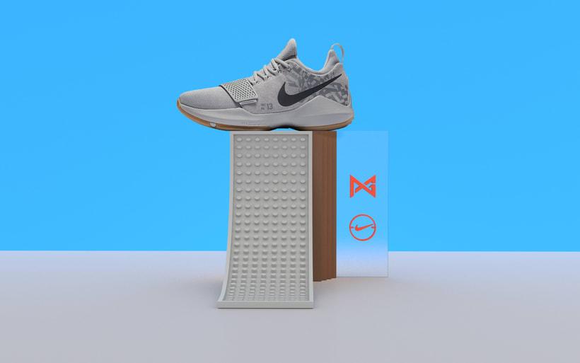 Nike NBA stands 10