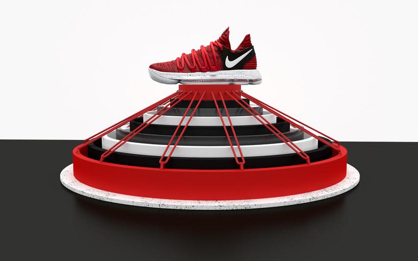 Nike NBA stands 14