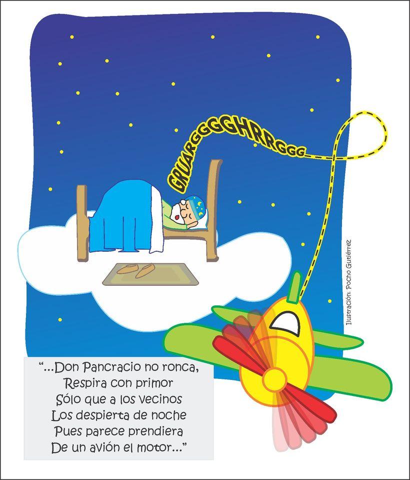 """Ilustraciones libro """"Disparates"""" - Autor: Dario Bernal Pinilla 6"""