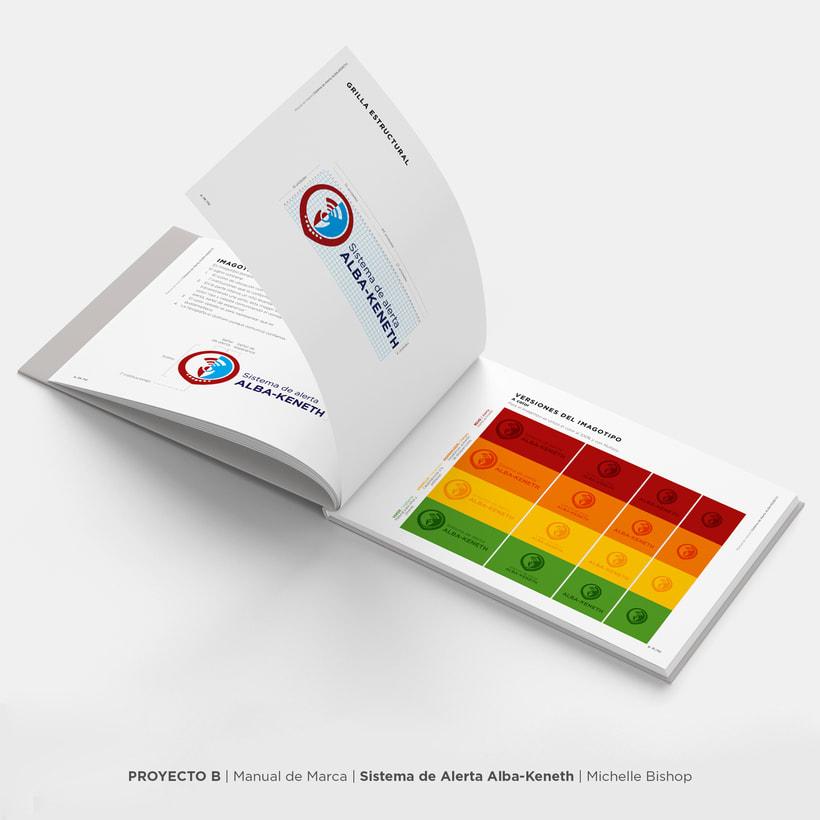 Manual de Marca Sistema de Alerta Alba-Keneth 2