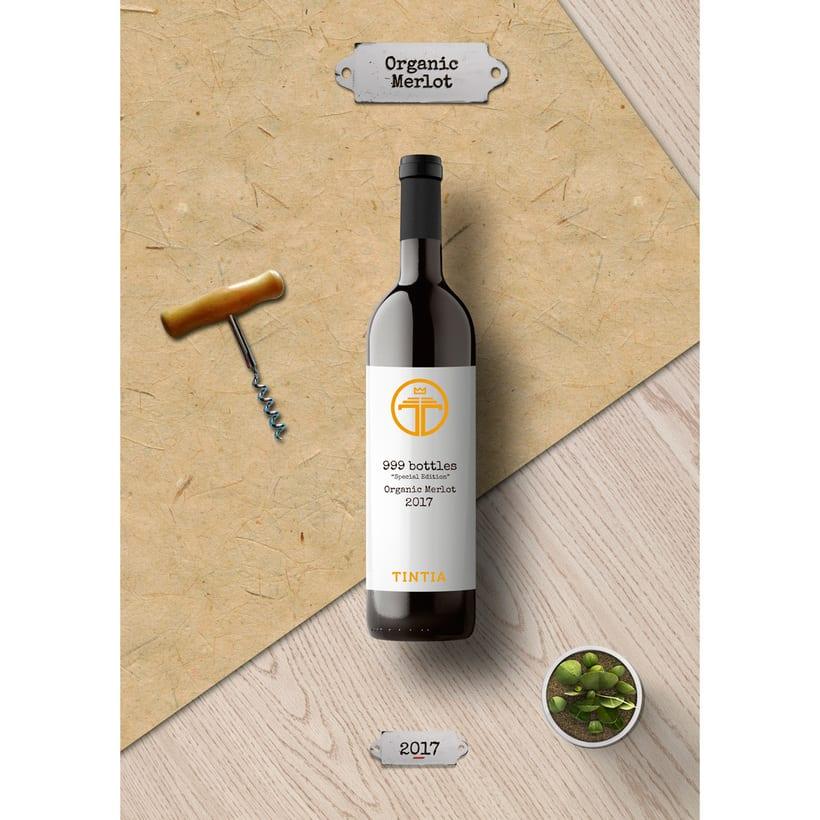 Tintia Organic Wines 2