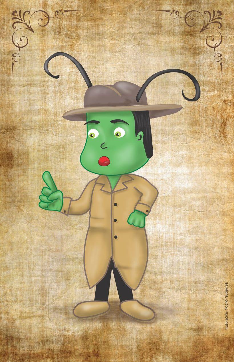 Ilustración Infantil: PINOCHO 3