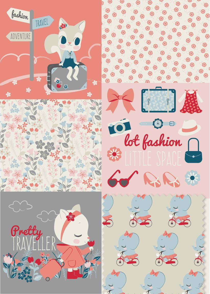 Estampados/gráficos textiles 2