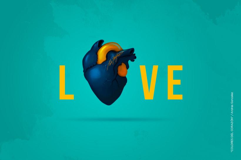 Colores del corazón. -1