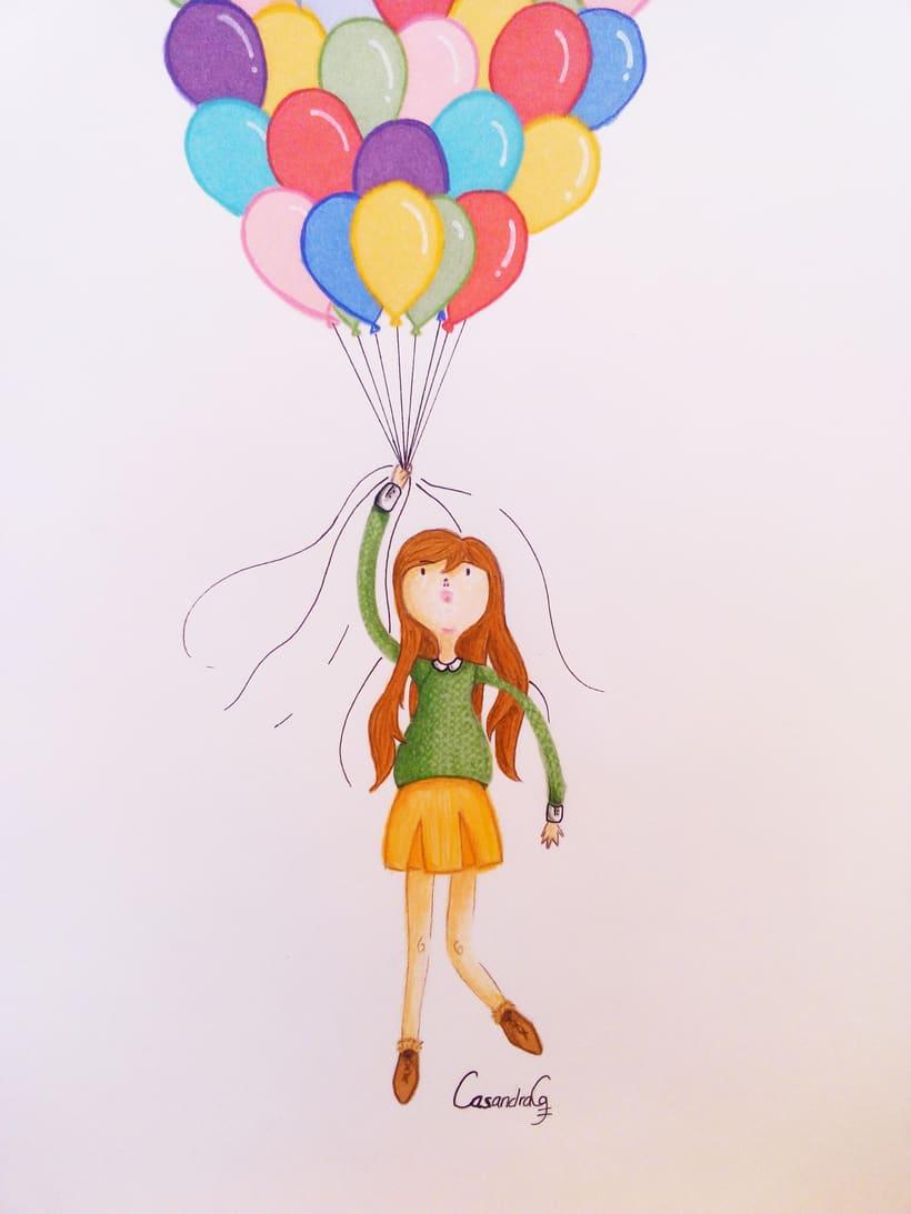 Ilustración infantil. -1
