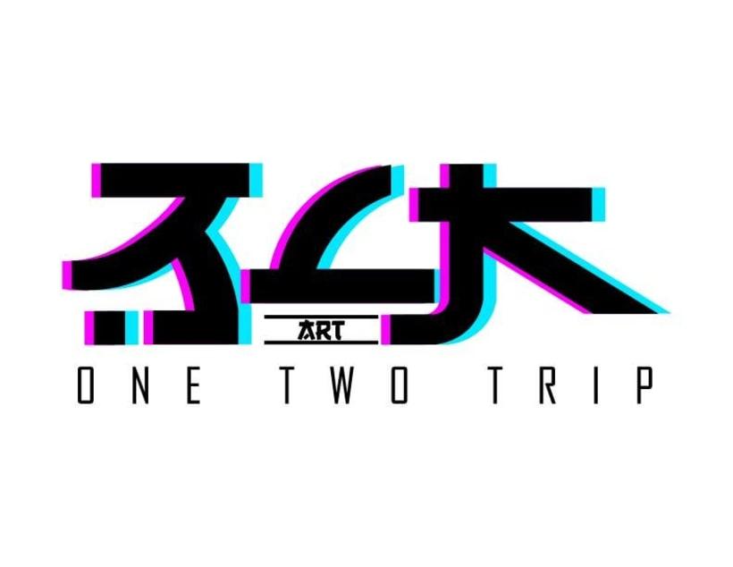 Logotipo BLK art (Estilo Oriental) 0