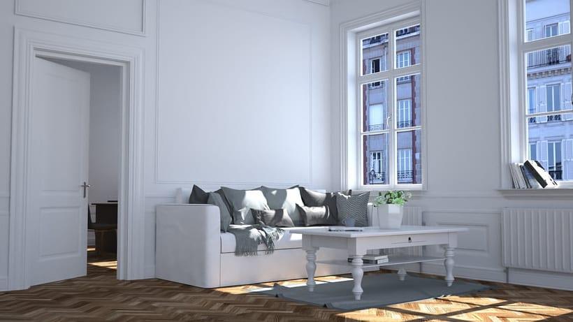 Diseño interior 3D -1