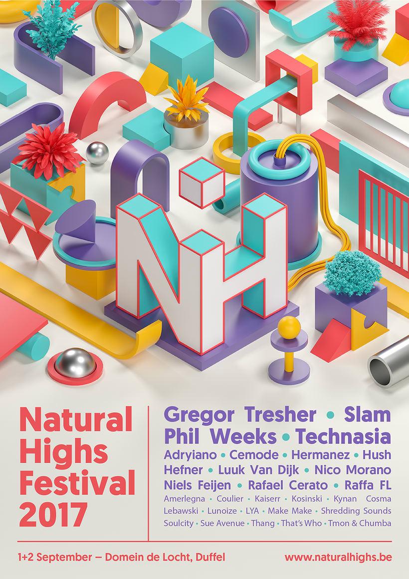 Natural Highs Festival 3