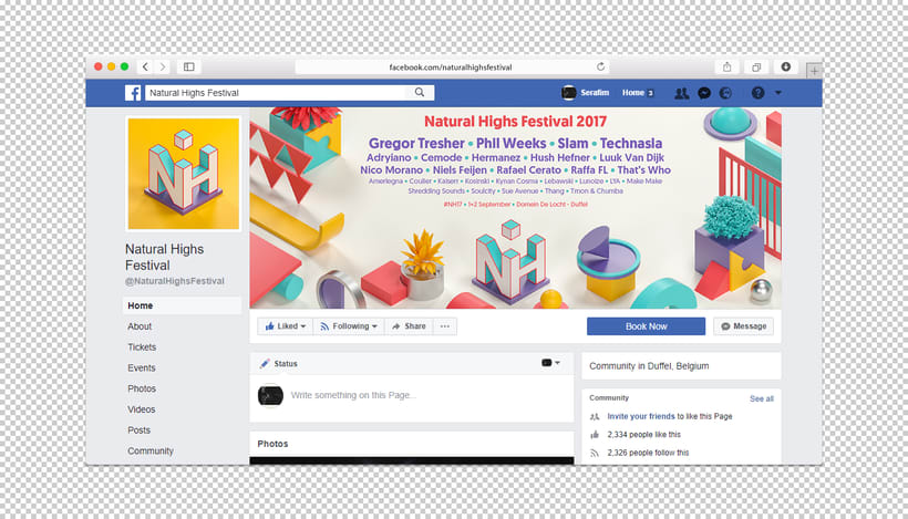 Natural Highs Festival 8