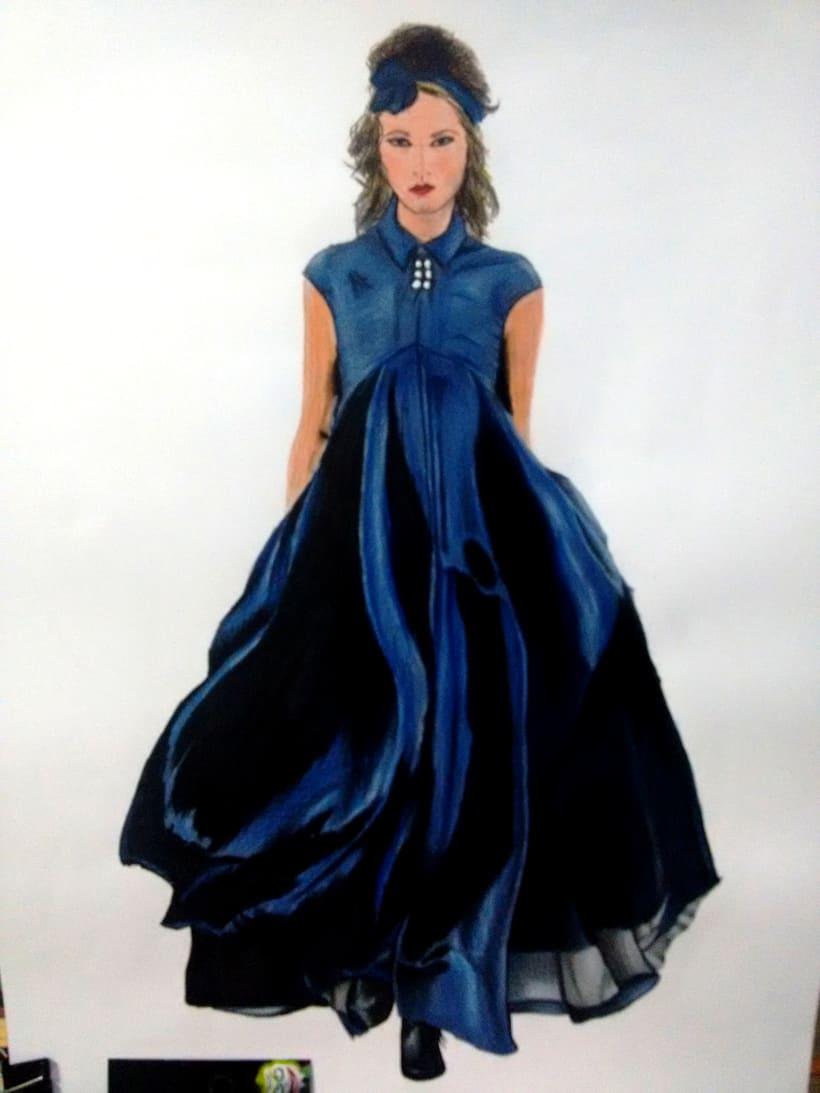 Figurín de moda 5