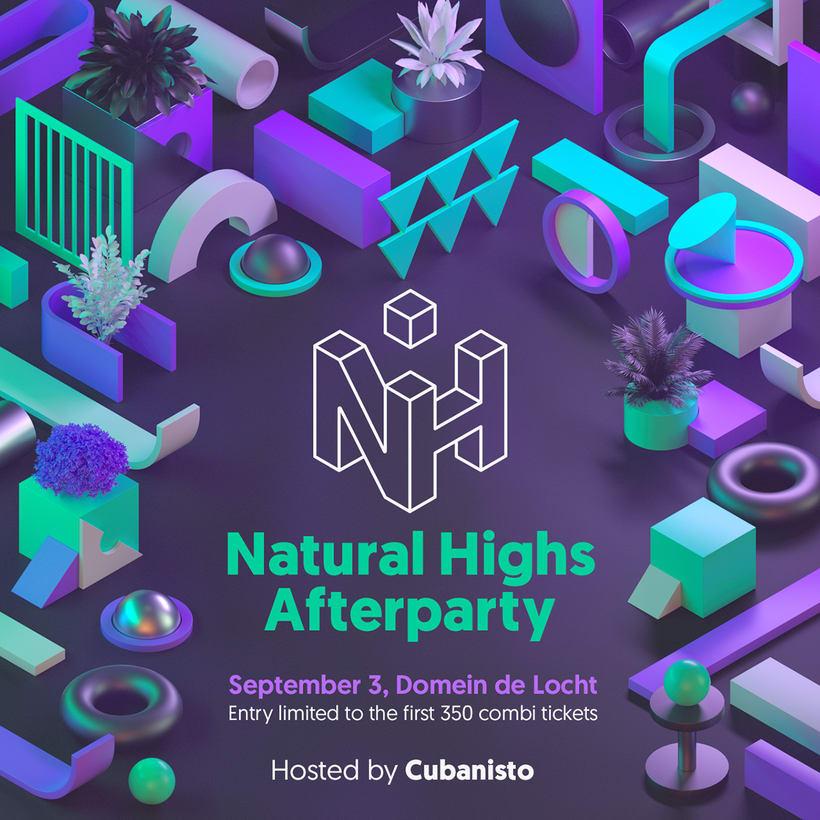 Natural Highs Festival 13