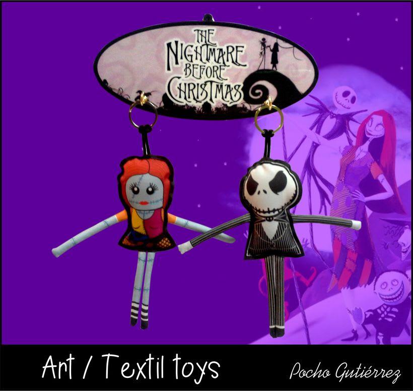 Textil / Art Toys II -1