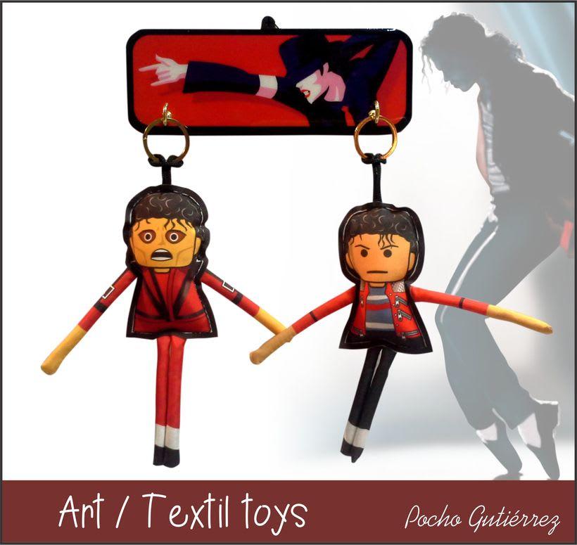 Textil / Art Toys II 0