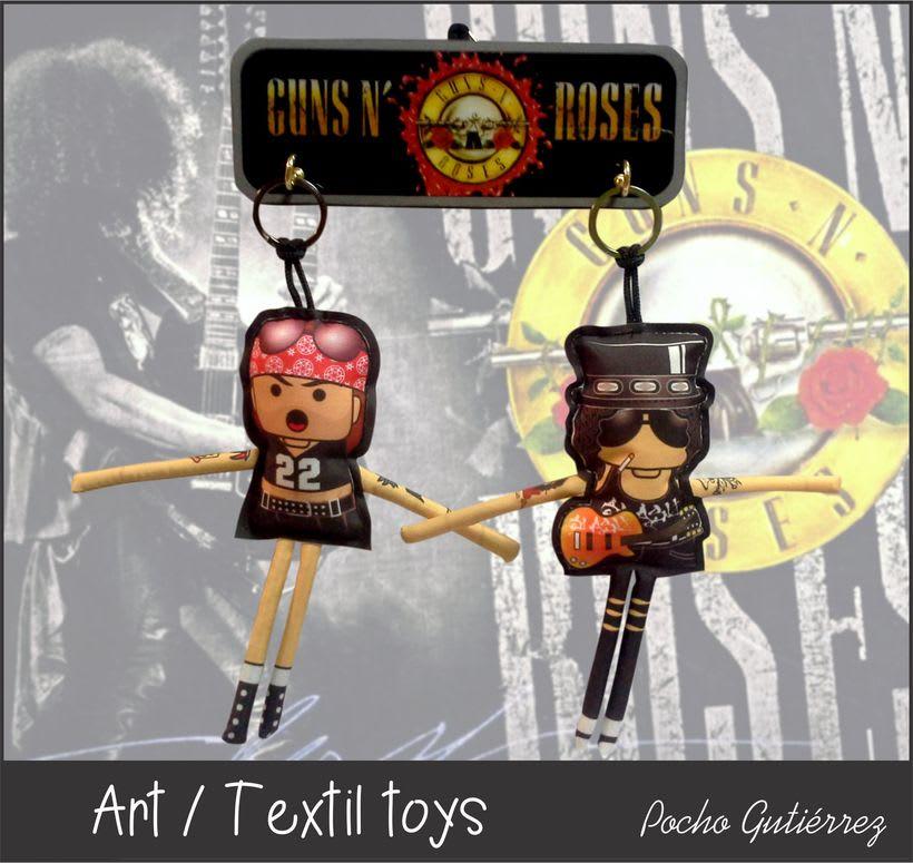 Textil / Art Toys II 1