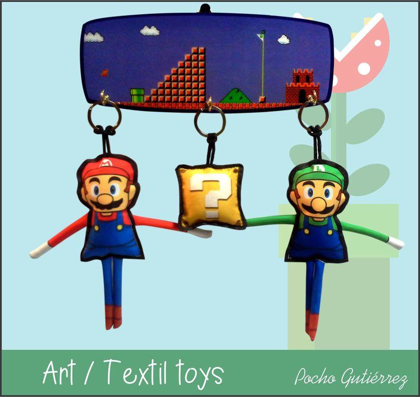 Textil / Art Toys II 3