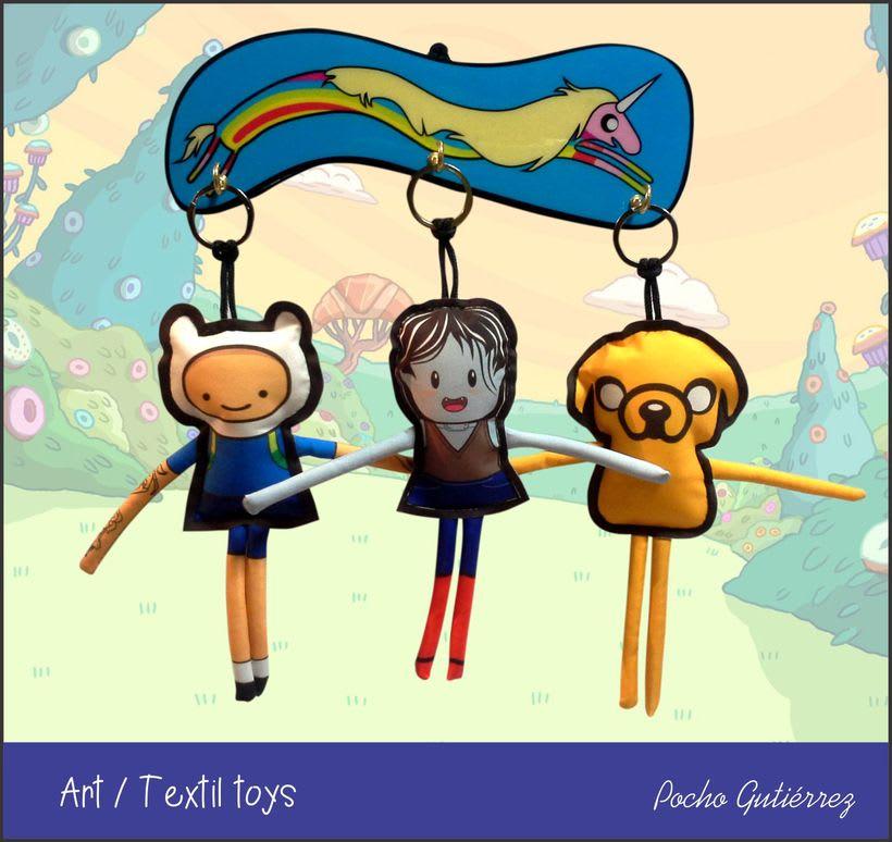 Textil / Art Toys II 4