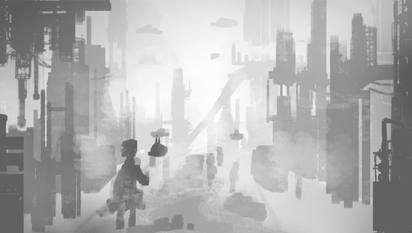 Mi Proyecto del curso: Iniciación al concept art: diseñando el futuro 0