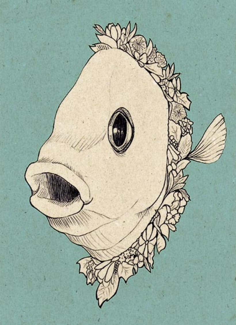 Fauna y flora   Ilustración 0